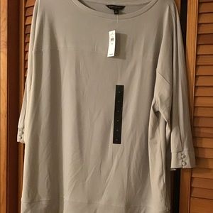 Women's Banana Republic blouse.